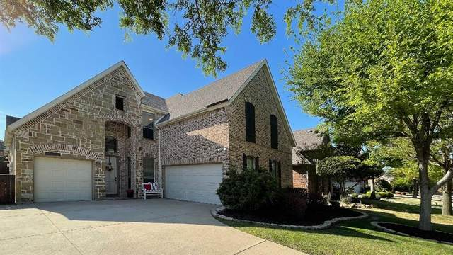 11517 Ashdon Lane, Frisco, TX 75035 (MLS #14552753) :: Robbins Real Estate Group