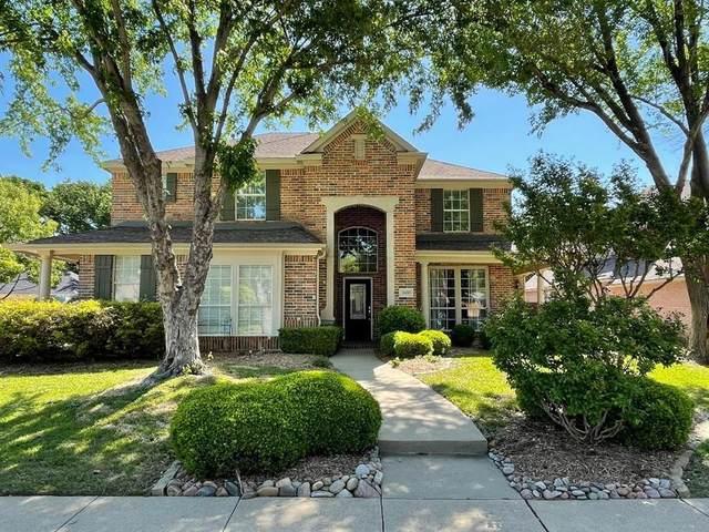 4608 Largo Drive, Flower Mound, TX 75028 (MLS #14552758) :: Wood Real Estate Group
