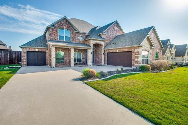 1080 Saint Peter Lane, Prosper, TX 75078 (MLS #14552770) :: The Good Home Team