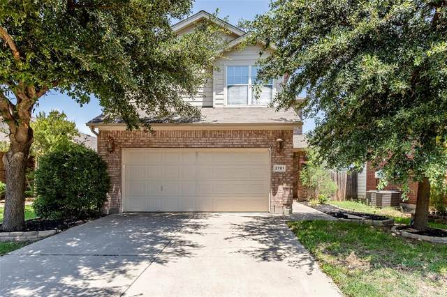 2701 Mountain Lion Drive, Fort Worth, TX 76244 (MLS #14552779) :: The Heyl Group at Keller Williams
