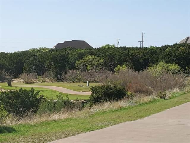 TBD Lot #223 Cliffs Drive, Graford, TX 76449 (MLS #14552783) :: The Chad Smith Team