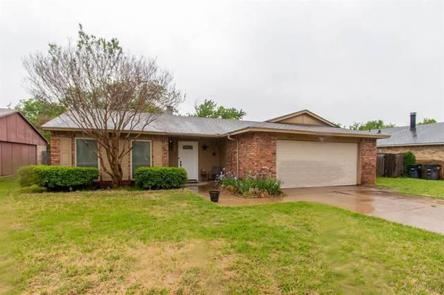 4100 Blue Flag Lane, Fort Worth, TX 76137 (MLS #14552786) :: The Chad Smith Team