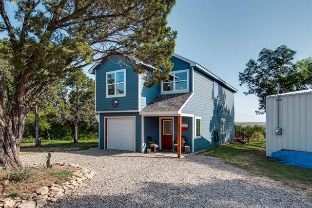 2813 Hilltop Road, Granbury, TX 76048 (MLS #14552802) :: The Good Home Team