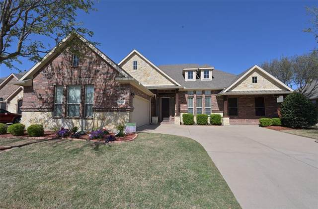 8405 Pecan Creek Drive, Arlington, TX 76001 (MLS #14552826) :: The Chad Smith Team