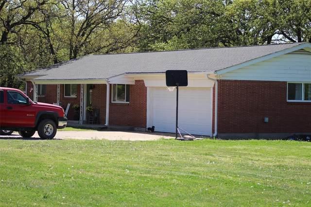 6633 N Highway 281 Highway, Mineral Wells, TX 76067 (MLS #14552828) :: The Kimberly Davis Group