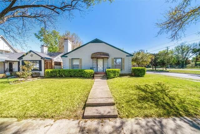 5802 Palm Lane, Dallas, TX 75206 (MLS #14552830) :: Premier Properties Group of Keller Williams Realty
