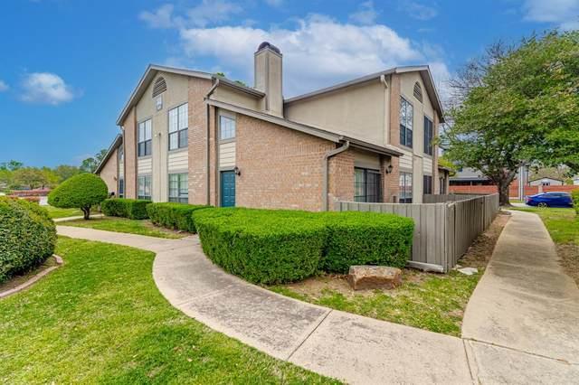 340 W Harwood Road D, Hurst, TX 76054 (MLS #14552869) :: The Good Home Team
