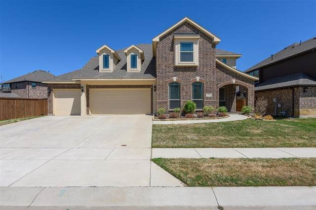 216 Spruce Valley Drive, Justin, TX 76247 (MLS #14552886) :: The Chad Smith Team