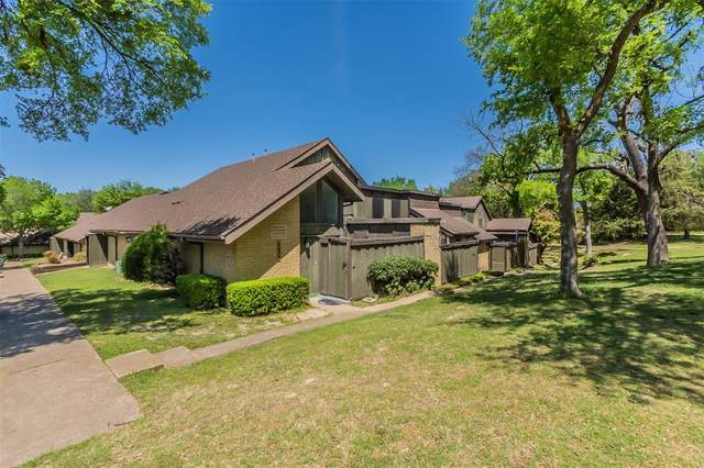 4653 Country Creek Drive #1125, Dallas, TX 75236 (MLS #14552897) :: Maegan Brest | Keller Williams Realty