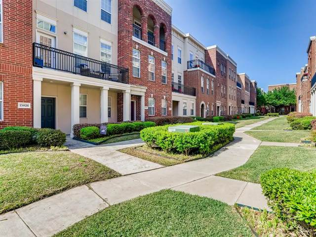 15824 Breedlove Place #142, Addison, TX 75001 (MLS #14552904) :: Feller Realty