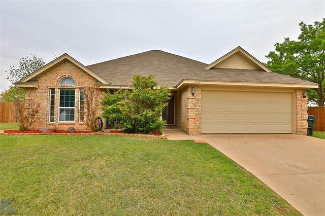 4318 Dee Ann Court, Abilene, TX 79606 (MLS #14552937) :: The Mauelshagen Group
