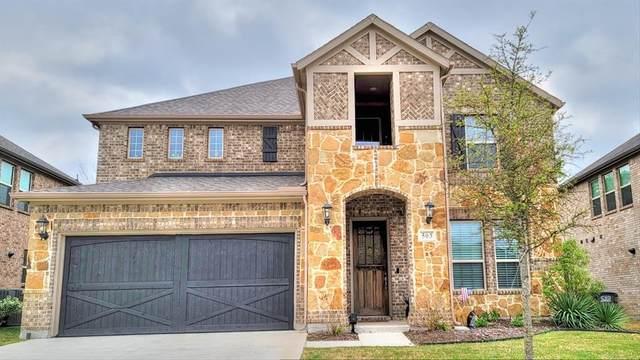 503 Alden Way, Allen, TX 75013 (MLS #14552945) :: The Property Guys