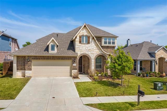 1501 Roadrunner Drive, Little Elm, TX 75068 (MLS #14552952) :: The Kimberly Davis Group