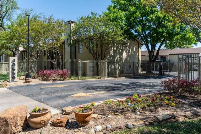 10650 Steppington Drive #146, Dallas, TX 75230 (MLS #14552955) :: Wood Real Estate Group
