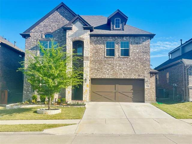 14817 Brettridge Drive, Aledo, TX 76008 (MLS #14552959) :: The Property Guys