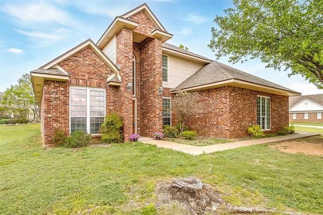 202 Summit Edge Drive, Glen Rose, TX 76043 (MLS #14552962) :: The Kimberly Davis Group