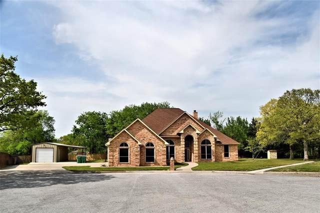 600 Grand Oaks Court, Alvord, TX 76225 (MLS #14552972) :: Hargrove Realty Group