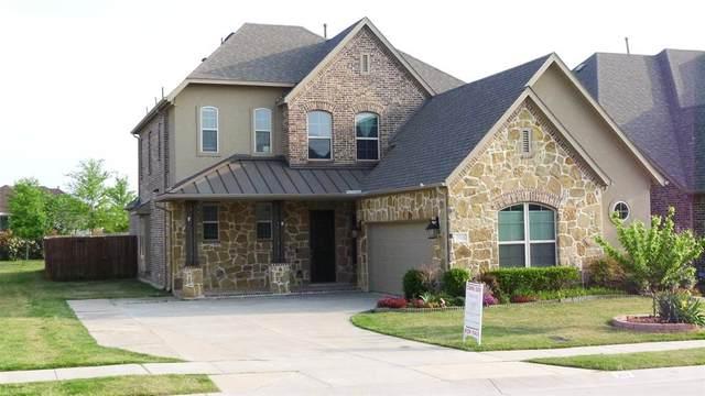 312 Ridgewood Drive, Lewisville, TX 75067 (MLS #14552973) :: Hargrove Realty Group
