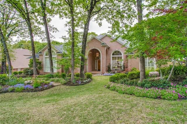 3113 Cedarpoint Drive, Grapevine, TX 76051 (MLS #14552986) :: Team Hodnett
