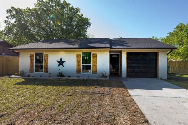 1100 Cottonwood Valley Road, Wilmer, TX 75172 (MLS #14553002) :: The Chad Smith Team