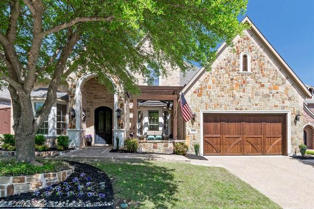 1806 San Leanna Drive, Allen, TX 75013 (MLS #14553011) :: The Chad Smith Team