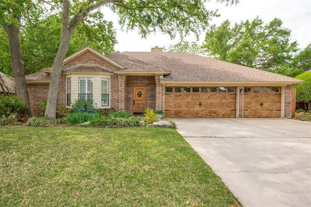 331 Spanish Moss Drive, Coppell, TX 75019 (MLS #14553014) :: Team Hodnett