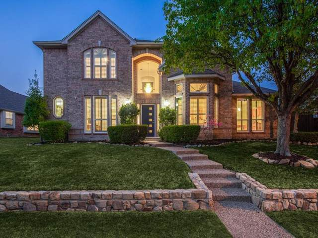 912 Blue Jay Lane, Coppell, TX 75019 (MLS #14553018) :: Russell Realty Group