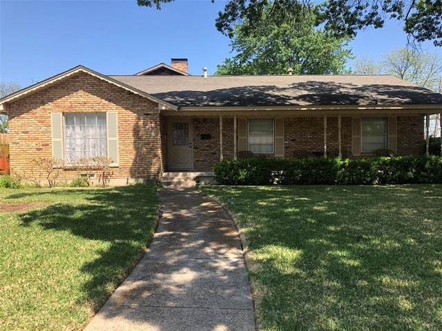 2210 Michael Street, Garland, TX 75040 (MLS #14553026) :: The Chad Smith Team