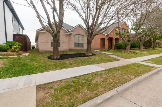 5420 Buckskin Drive, The Colony, TX 75056 (MLS #14553027) :: The Rhodes Team