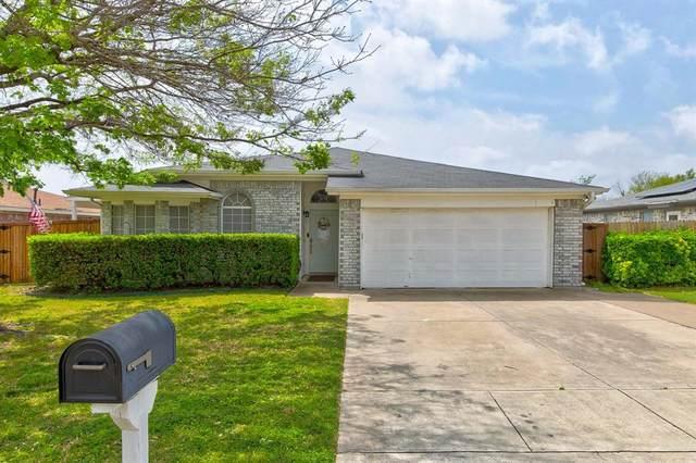 10829 Fandor Street, Fort Worth, TX 76108 (MLS #14553050) :: The Chad Smith Team