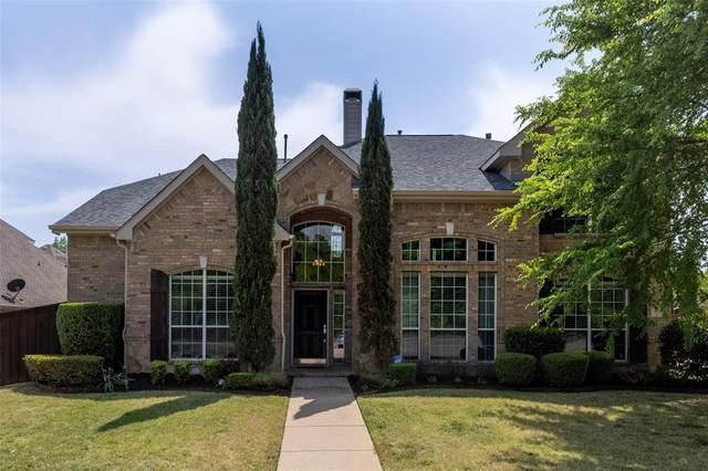 907 Saddle Brook Drive, Highland Village, TX 75077 (MLS #14553068) :: Real Estate By Design
