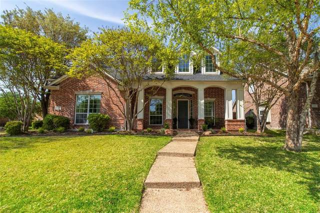 11910 Jereme Trail, Frisco, TX 75035 (MLS #14553071) :: Russell Realty Group