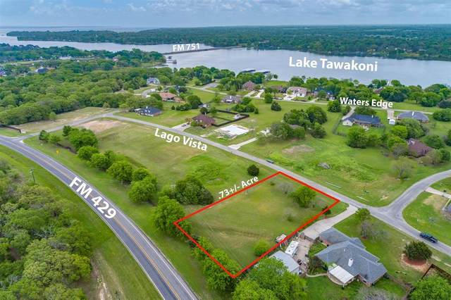 Lot 40 Lago Vista, Quinlan, TX 75474 (MLS #14553089) :: Results Property Group