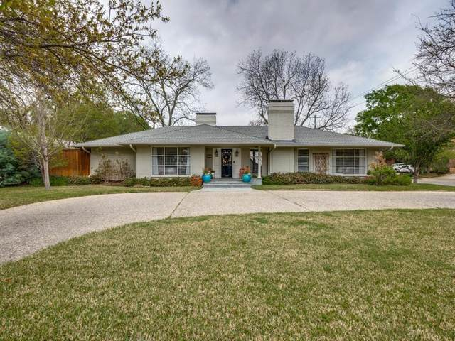 7547 Greenbrier Drive, Dallas, TX 75225 (MLS #14553091) :: The Chad Smith Team