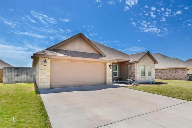 333 Brazos Drive, Abilene, TX 79602 (MLS #14553095) :: Craig Properties Group