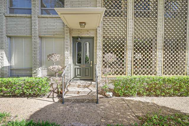 6349 Diamond Head Circle C, Dallas, TX 75225 (MLS #14553104) :: The Chad Smith Team