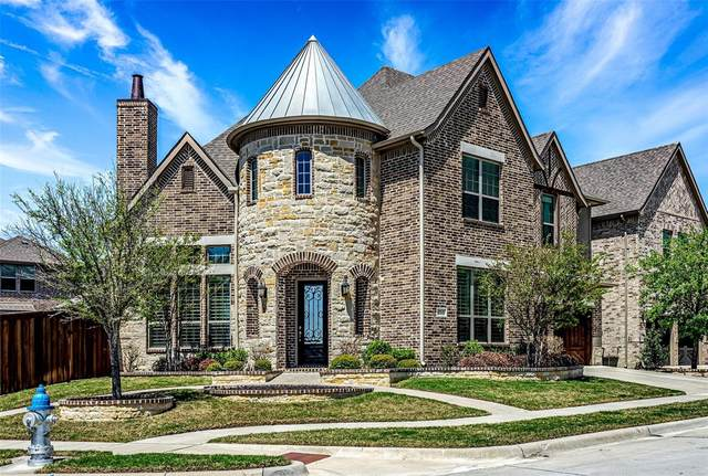 8212 Bonny Bank, The Colony, TX 75056 (MLS #14553122) :: The Kimberly Davis Group