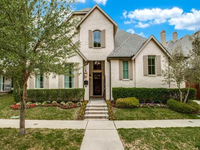 3718 Fairfax Avenue, Dallas, TX 75209 (MLS #14553148) :: Team Hodnett