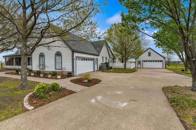 1001 Candice Circle, Rockwall, TX 75032 (MLS #14553154) :: Premier Properties Group of Keller Williams Realty