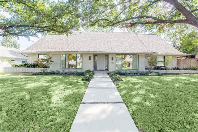 7212 Glendora Avenue, Dallas, TX 75230 (MLS #14553175) :: The Chad Smith Team