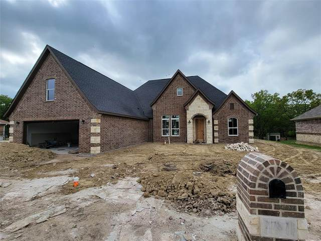 2787 Rodeo Drive, Quinlan, TX 75474 (MLS #14553183) :: Wood Real Estate Group