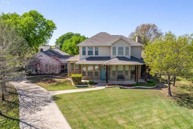 4993 Kiowa Trail, Argyle, TX 76226 (MLS #14553185) :: Real Estate By Design