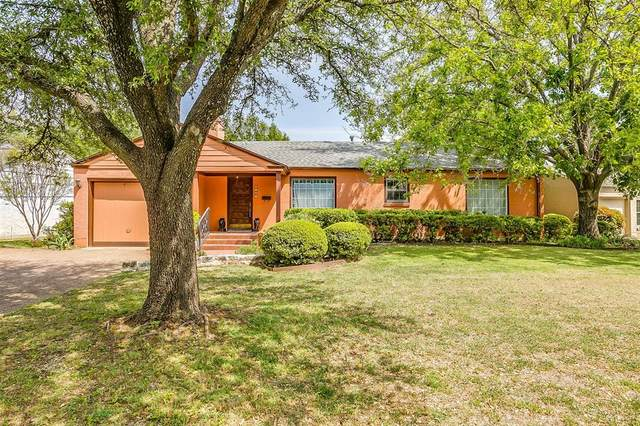3201 Hilldale Road, Fort Worth, TX 76116 (MLS #14553193) :: Wood Real Estate Group