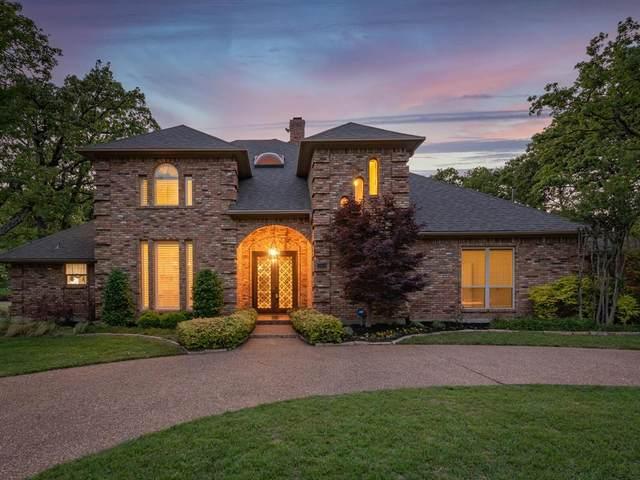 1364 Lakeview Drive, Southlake, TX 76092 (MLS #14553208) :: EXIT Realty Elite