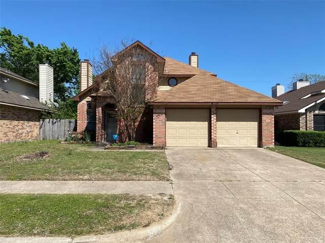 613 Laurel Street, Cedar Hill, TX 75104 (MLS #14553227) :: Justin Bassett Realty