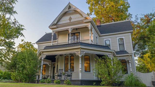109 College Street, Farmersville, TX 75442 (#14553243) :: Homes By Lainie Real Estate Group