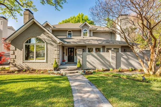 3306 Hanover Street, University Park, TX 75225 (MLS #14553250) :: Premier Properties Group of Keller Williams Realty