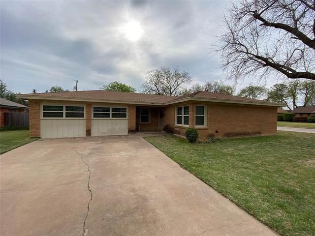 2925 S Willis Street, Abilene, TX 79605 (MLS #14553260) :: The Heyl Group at Keller Williams