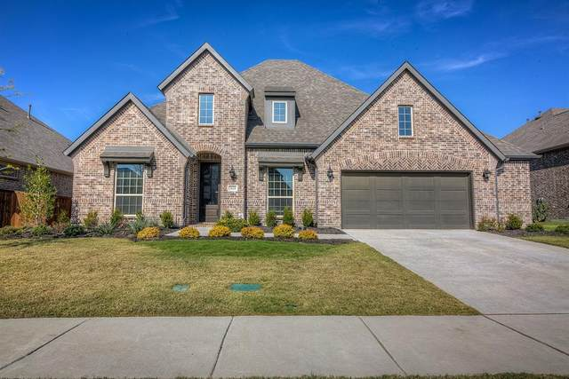 1610 Gardenia Street, Celina, TX 75078 (MLS #14553262) :: The Chad Smith Team