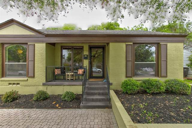 4232 Curzon Avenue, Fort Worth, TX 76107 (MLS #14553313) :: The Mitchell Group